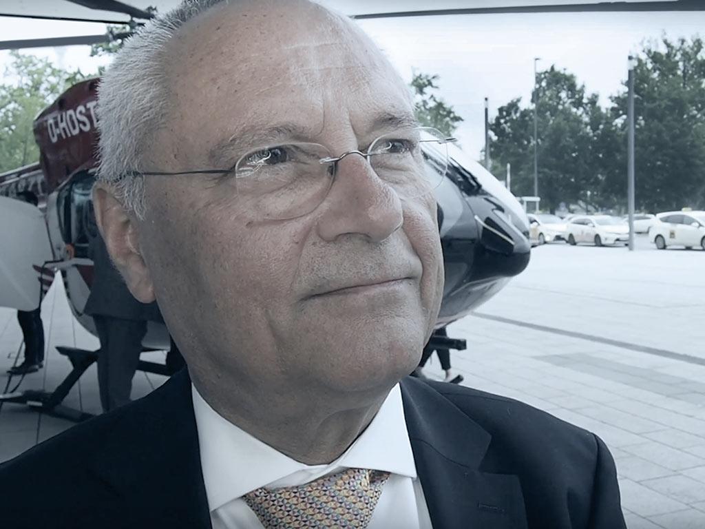 Helmut Laschet im Interview mit POLAVIS zur Digitalisierung von Krankenhaeusern