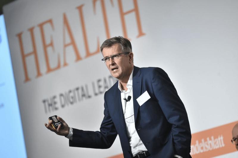 Vortrag Umsetzung digitaler Strategien fuer Krankhenhaeuser