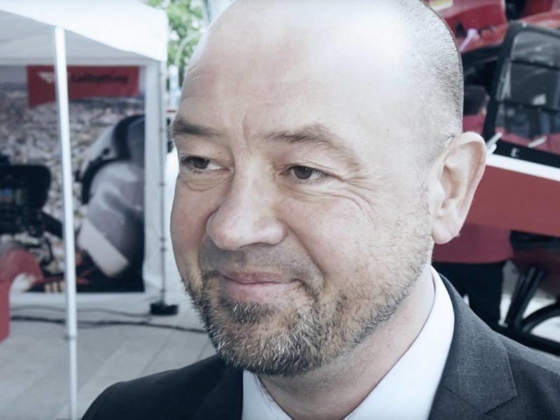 Clemens Platzkoester im Interview ueber digitale Prozesse im Krankenhaus