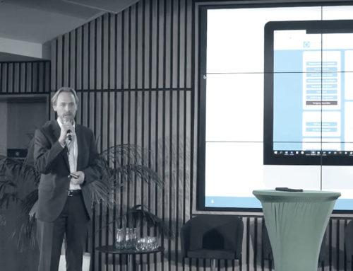 Dr. Manuel Iserloh auf der eHealthCon 2019: Digitaler Check-in im Krankenhaus