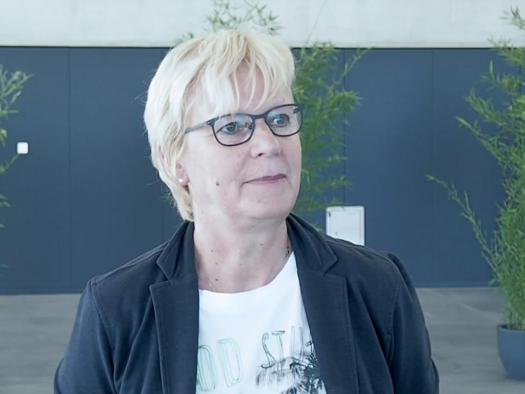 Maria Klein-Schmeink im Interview ueber digitale Patientenakte