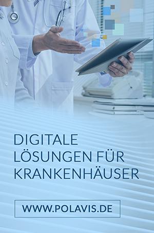 Sidebar Banner Digitale Lösungen fuer Krankenhauser