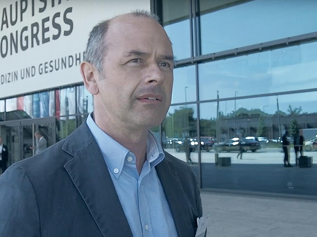 Hans Beatus Straub im Interview zur Digitalisierung im Gesundheitswesen