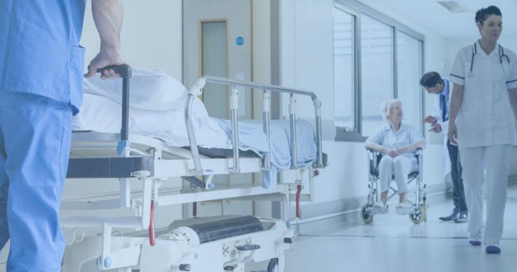 BMBF Projekt Hospital 4.0 fuer digitale Krankenhauslogistik