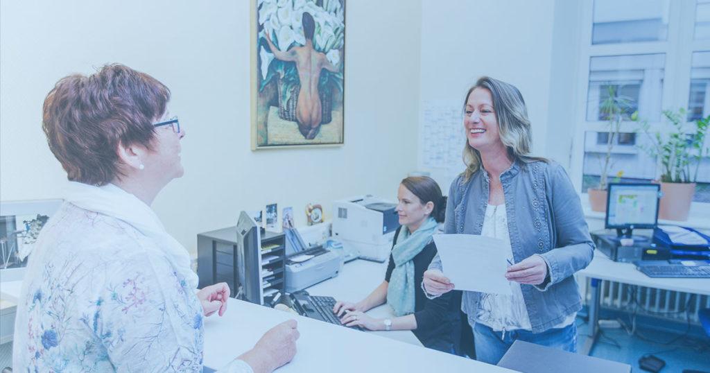 Intersektorale Kommunikation und Online Patientenaufnahme am Klinikum Koblenz Montabaur