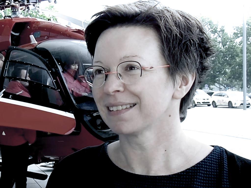 Erfahren Sie von Barbara Koch digitale Gesundheit Mitarbeiter