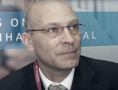 Digitales Krankenhaus – im Gespräch mit Dr. Armin Ortlam |DMEA 2019