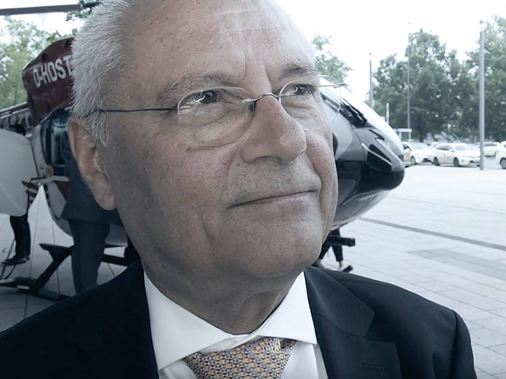 digital gestütztes Aufnahmemanagement Krankenhaus Helmut Laschet