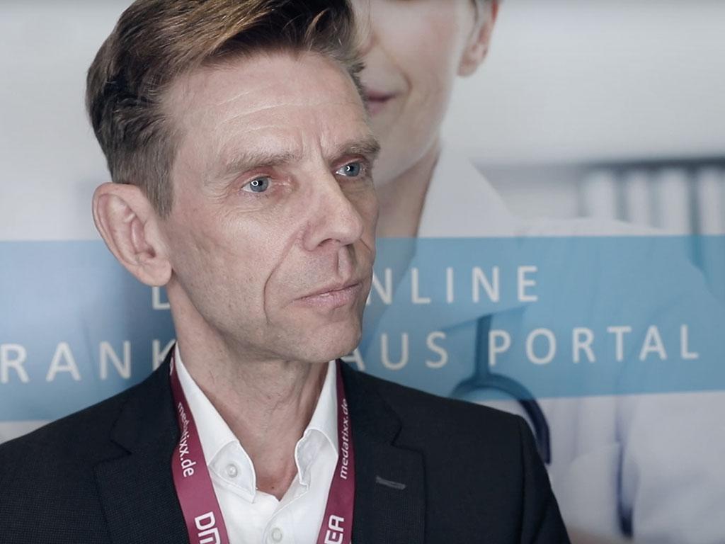Vernetzung Krankenhaus-IT Interoperabilität der Systeme Thorsten Schütz