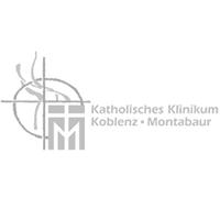 POLAVIS Referenzen Logo Startseite / Katholisches Klinikum Koblenz Montabaur