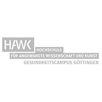 POLAVIS Referenzen Logo Die Hochschule für angewandte Wissenschaft und Kunst Hildesheim/Holzminden/Göttingen (HAWK)