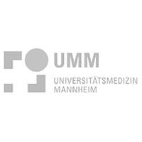 POLAVIS Referenzen Logo Universitätsmedizin Mannheim Universitätsklinikum Mannheim