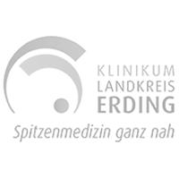 POLAVIS Referenzen Logo Klinikum Landkreis Erding