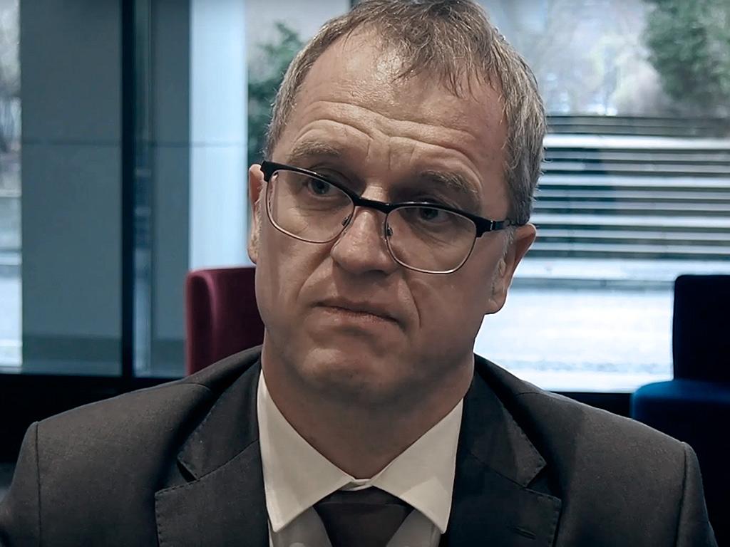Thomas Kräh im Interview ueber Echtzeit-Patientenakte