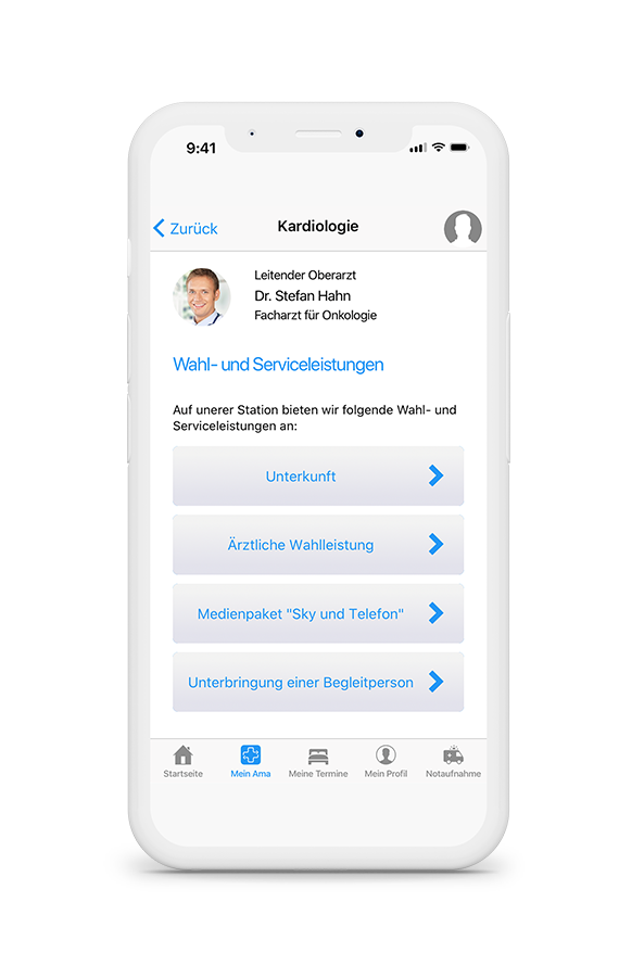 Digitaler Austausch von Patientendaten