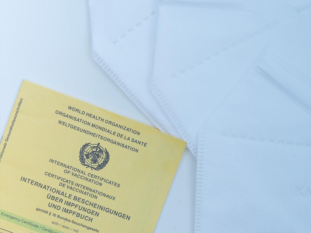 gelber Impfpass