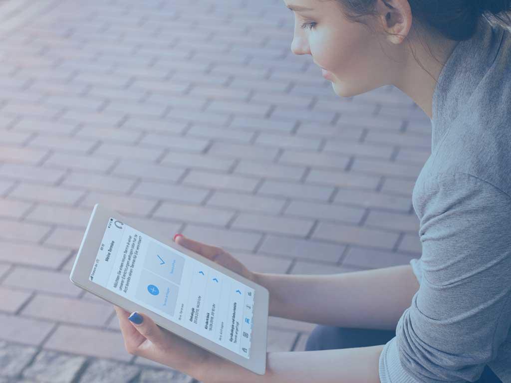Digitaler Ausbau des Gesundheitswesens
