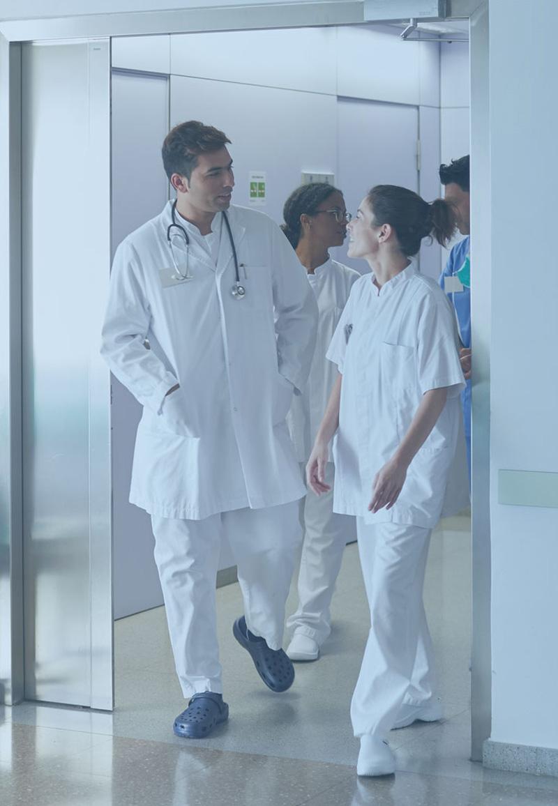 POLAVIS Patientenportal nach KHZG fuer Krankenhaeuser