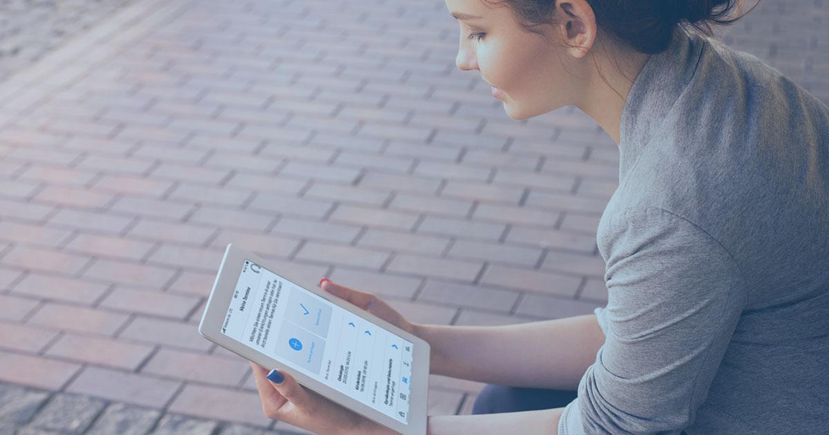 Patientenportals zur digitalen Steuerung und Terminierung der Patientenströme